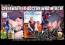 Doctor Who a Time Traveller and a Giveaway!
