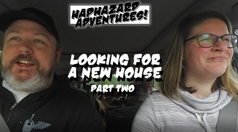Looking for a New House Part 2!