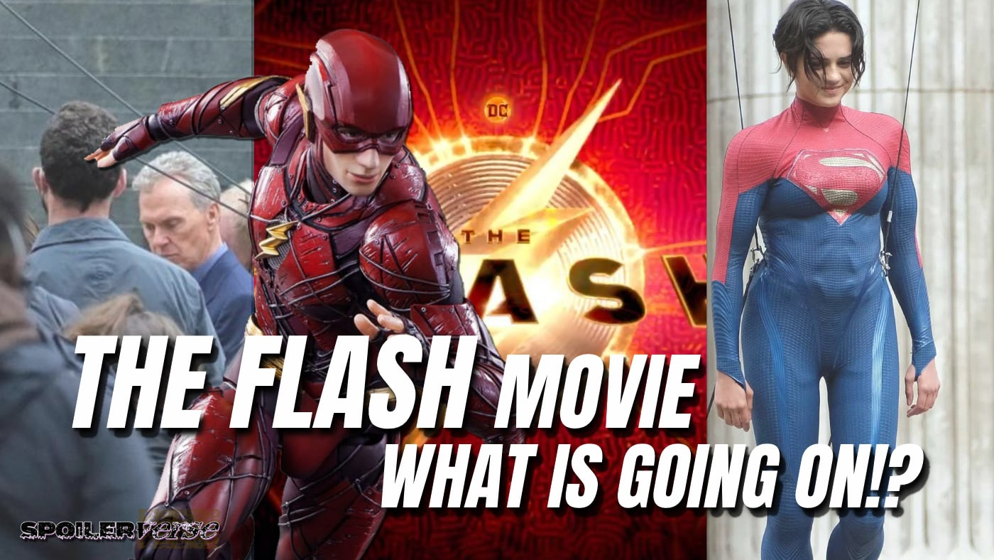 The Flash Movie… What is Going On!?