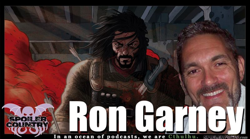 Ron Garney – BZRKR Artist stops by to chat!