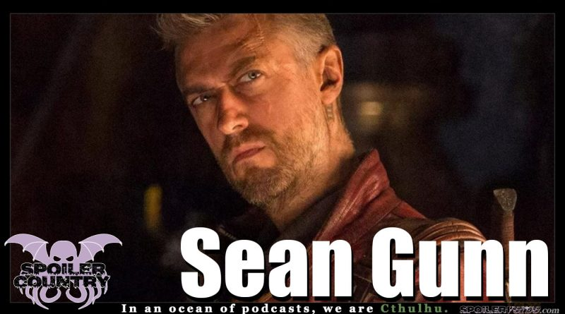 Sean Gunn – Suicide Squad! Guardians of the Galaxy! Avengers!