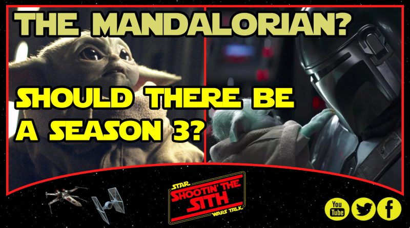 Should There Be A Third Season of The Mandalorian?