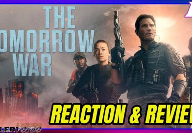 The Tomorrow War – Movie Review