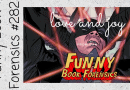 Funny Book Forensics 282 F#$@ing Midnighter