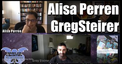 Alisa Perren and Greg Steirer talk The American Comic Book Industry and Hollywood!
