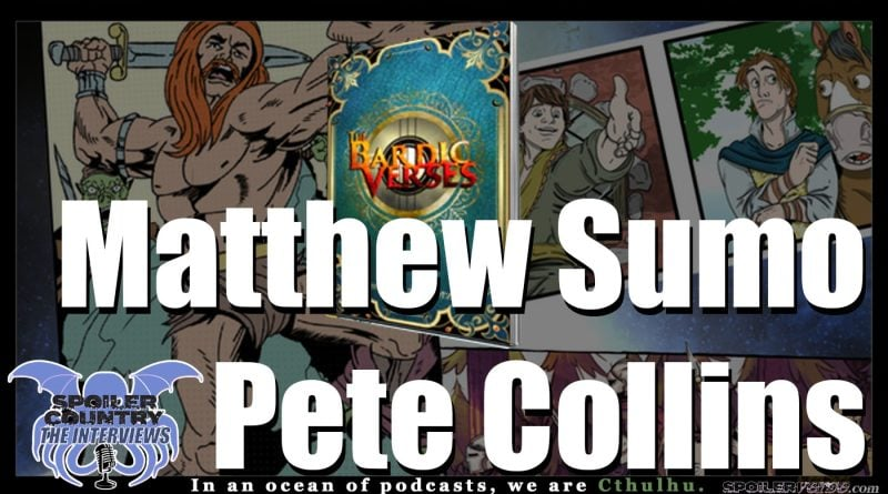 Matthew Summo and Pete Collins – The Bardic Verses