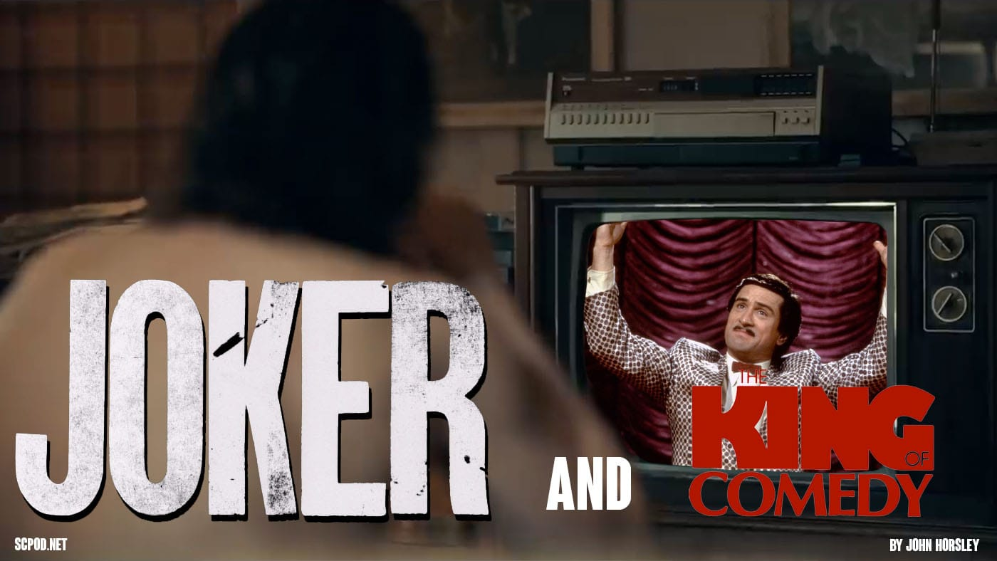 Joker And The King Of Comedy