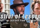 Fistful of Lessons – Things I've Learned from Clint Eastwood