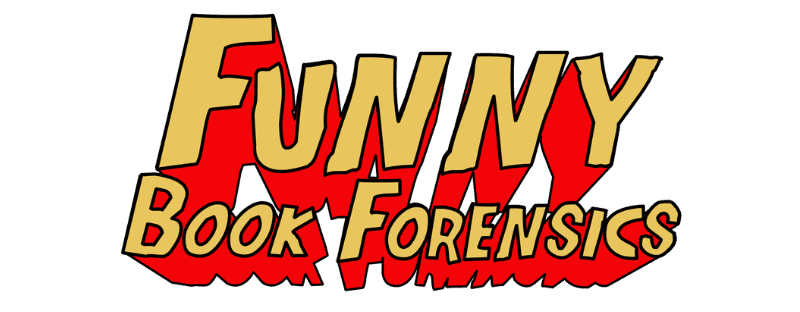 Funny Book Forensics