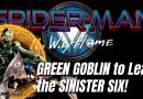 GREEN GOBLIN to Lead the SINISTER SIX!
