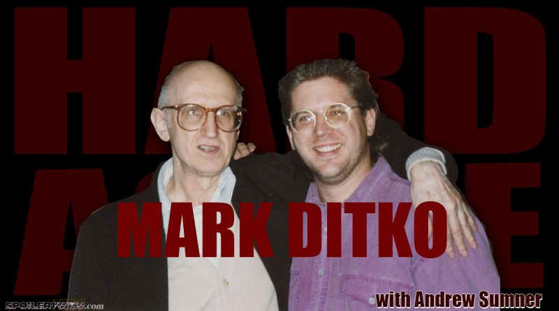 Mark Ditko: Family, Creativity and the Unparalleled Genius of Steve Ditko
