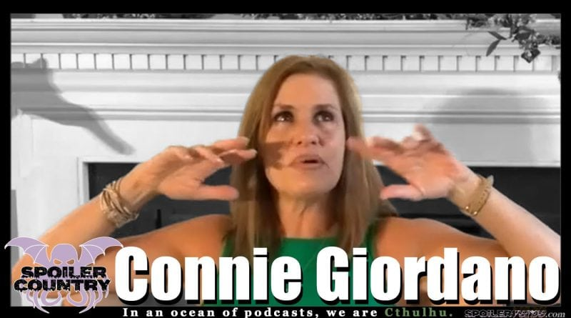 Connie Giordano from Mare of Easttown