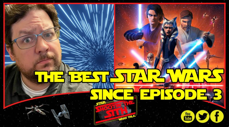 Is This The Best Star Wars Has Been Since 2005?